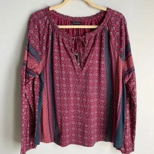 NEW LUCKY BRAND TOP